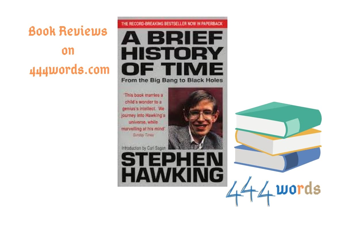 A Brief history of time stephen hawking review