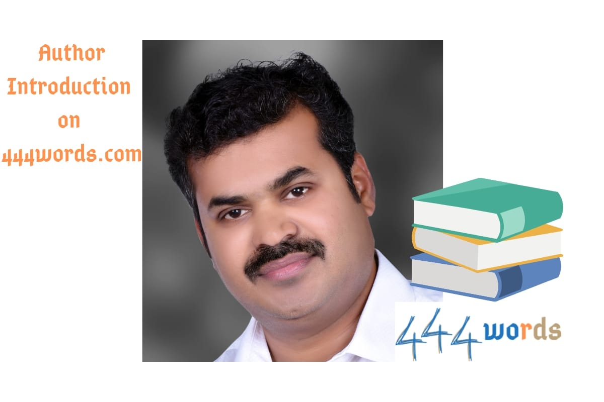 Sujith Balakrishnan author