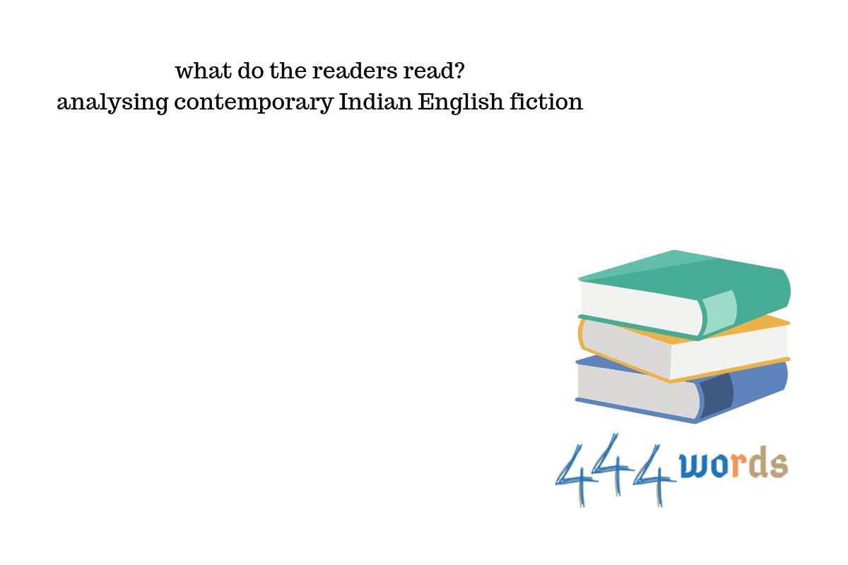 what do Indian readers read_