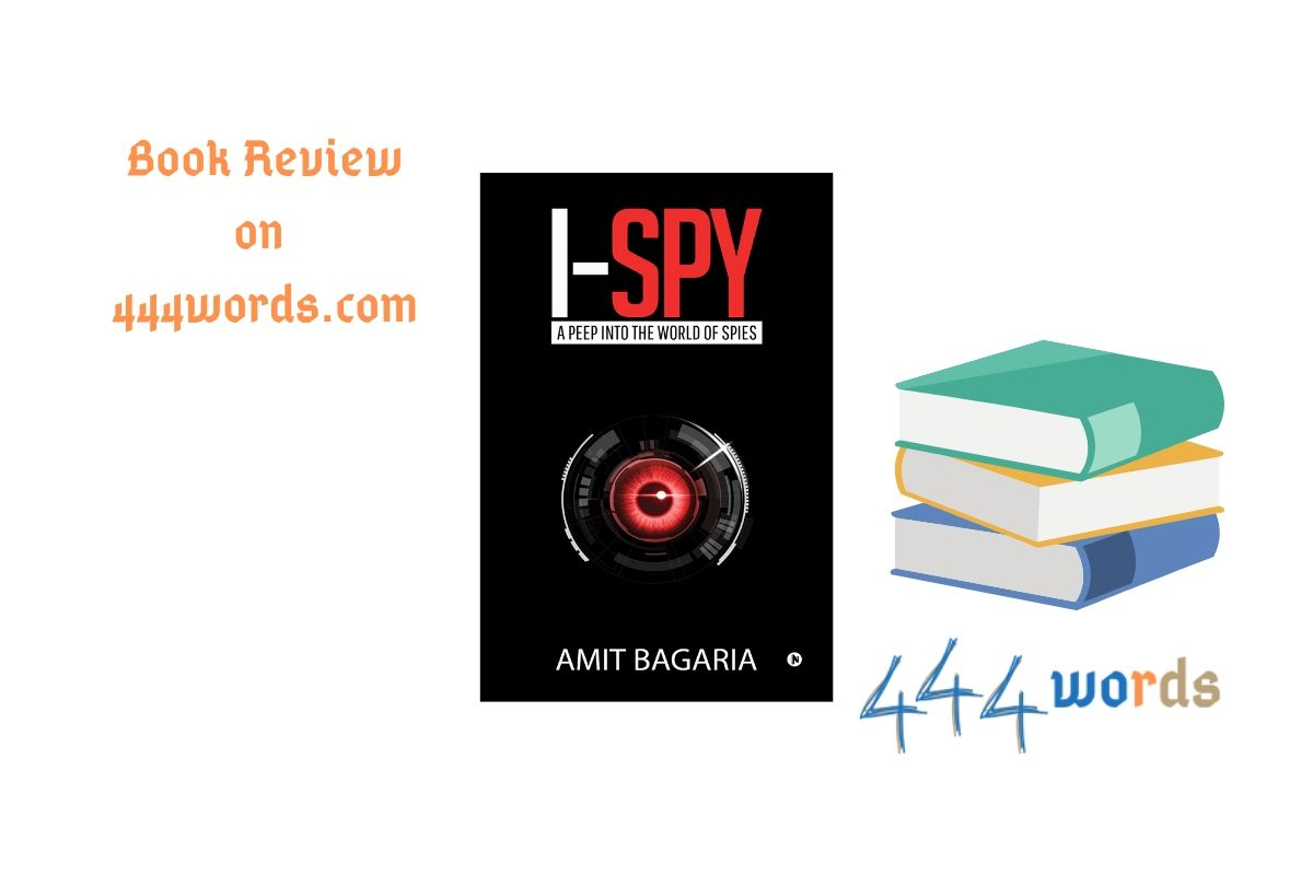 I-Spy Amit Bagaria Book review